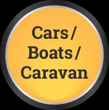 cars boats caravan