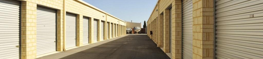 Storage Units Perth